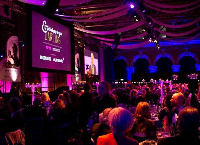 Charity Dinners Ultimate Experience