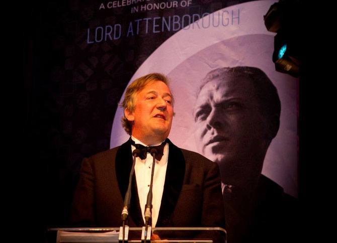 Stephen Fry Charity Dinner Ultimate Experience