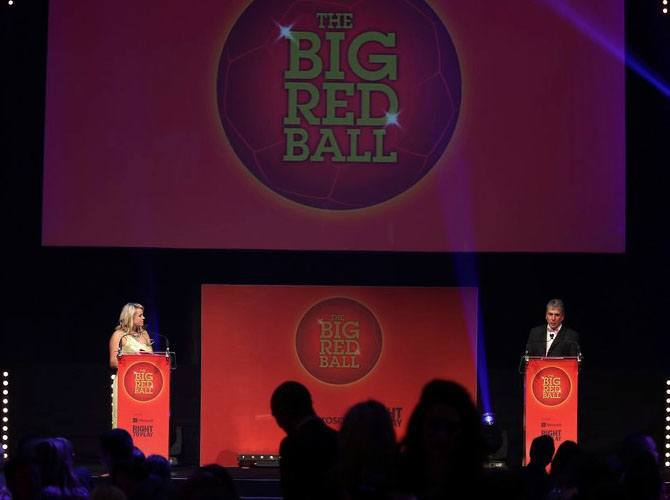 Case Study | Big Red Ball | Ultimate Experience