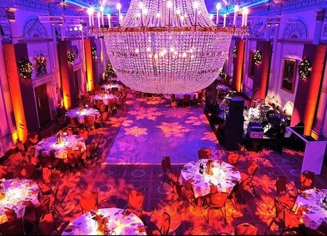 One London Wall Christmas Parties | Ultimate Experience
