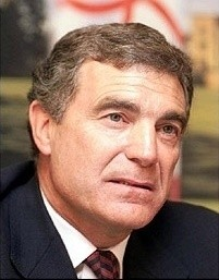 Close up of Sir Trevor Brooking