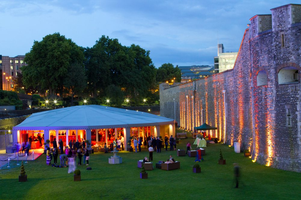 venues with outside space