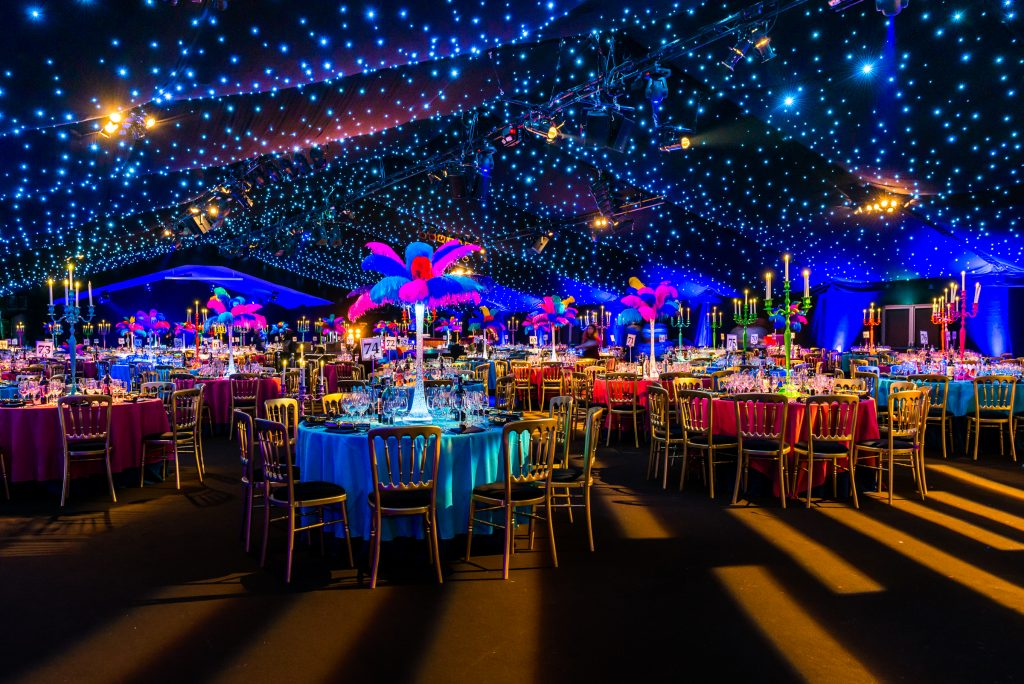large Christmas party venues