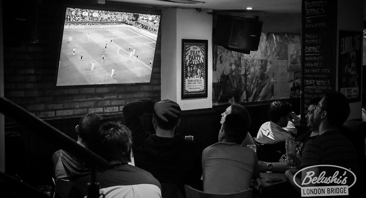 pubs to watch the euro 2016