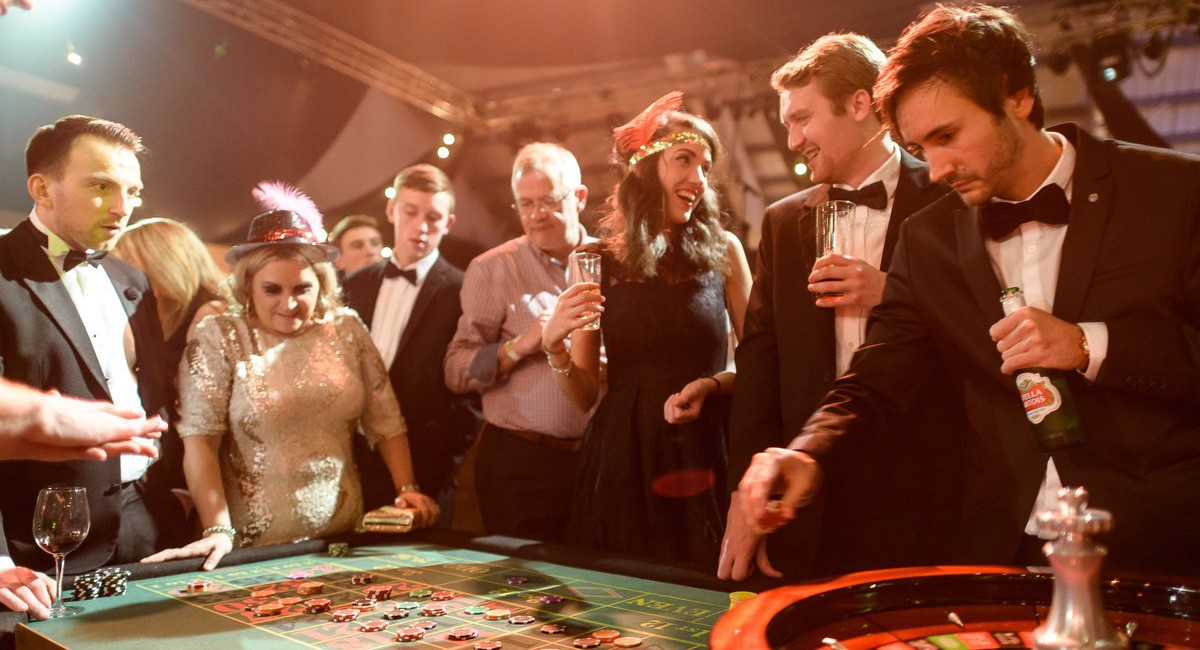 poker games to raise money for charity