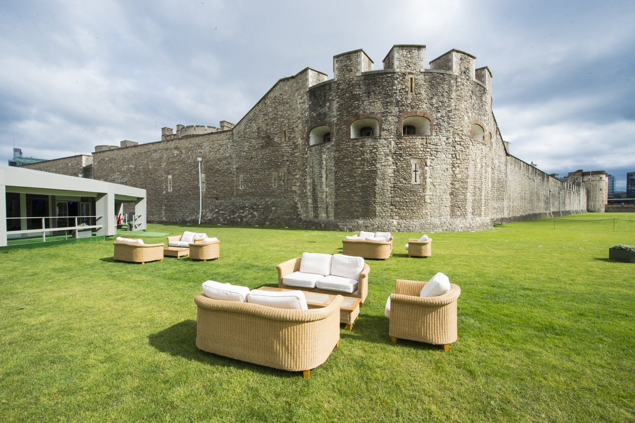 pavilion at the tower of london