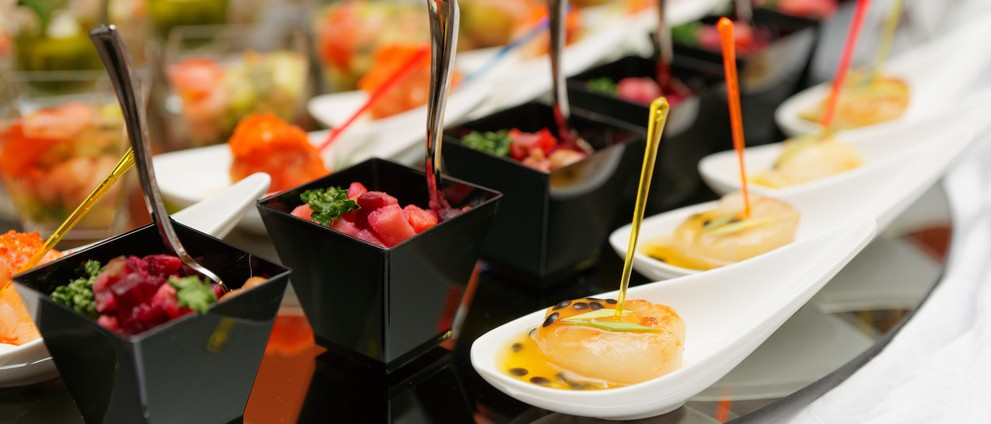catering, awards ceremony ideas
