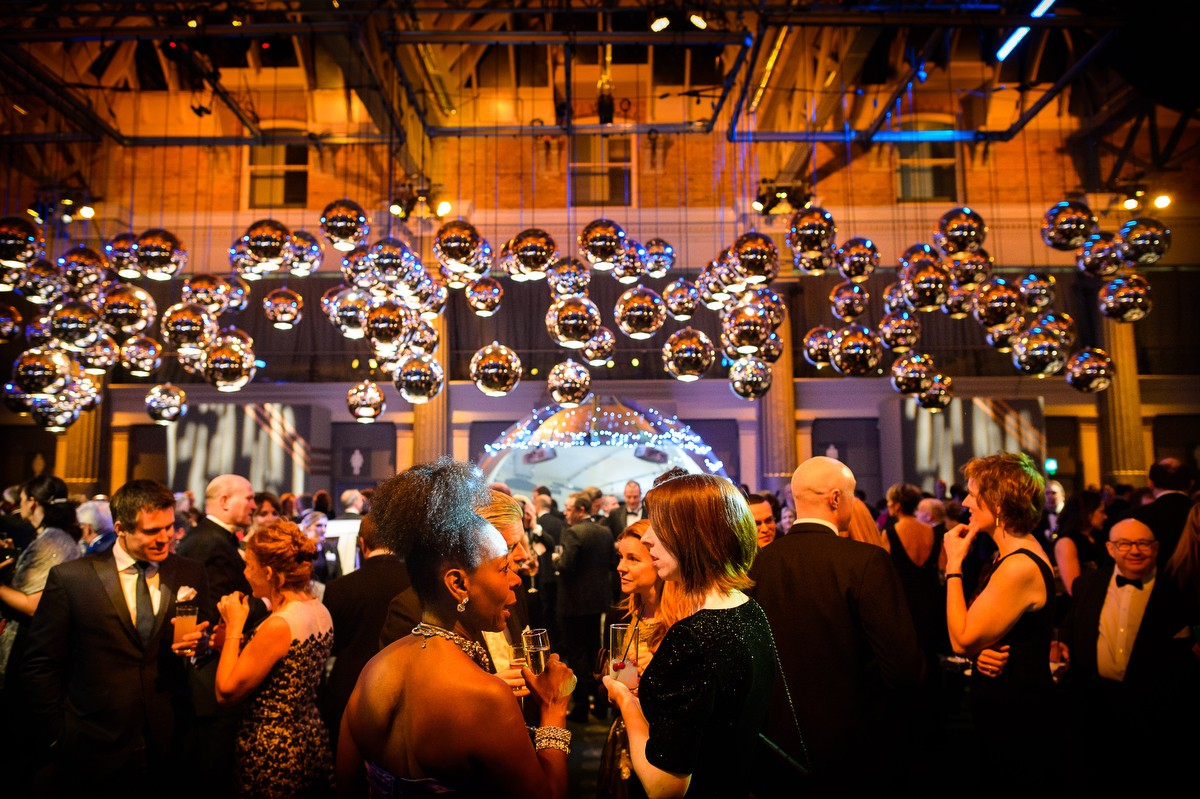 4th December 2014 SPARKS Charity Winter Ball @ Old Billingsgate, London, EC3 PH © Tom Horton