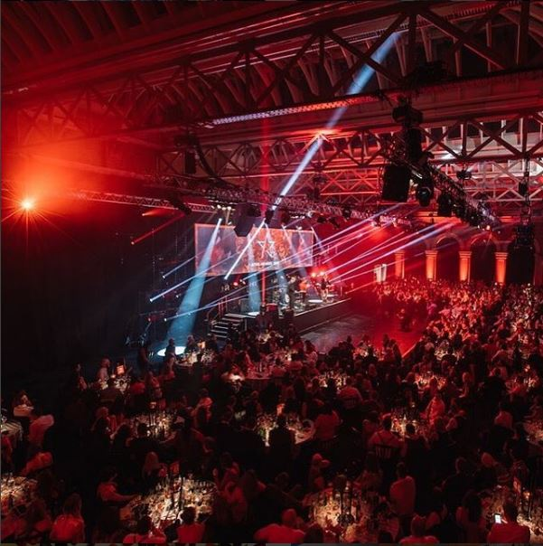 Looking for an venue for an awards ceremony? Old Billingsgate ticks all the boxes!