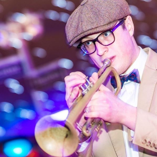 Excellent entertainment is available at any event we host 🎺