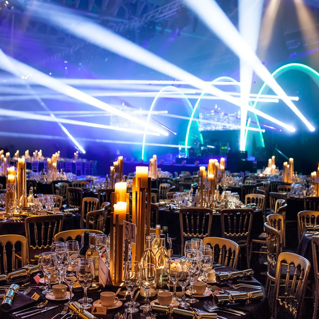 Shared Christmas parties at Old Billingsgate