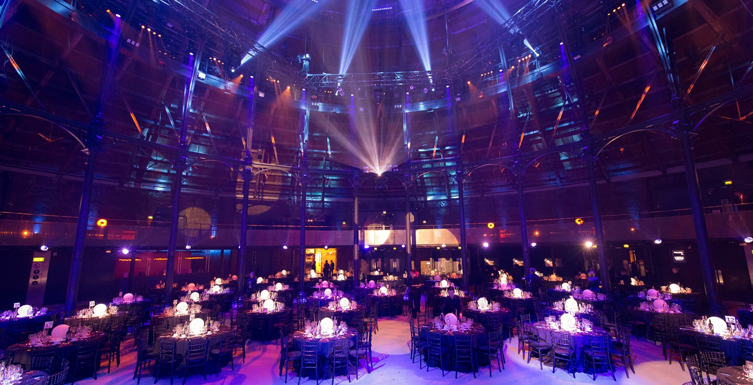 charity dinner venue