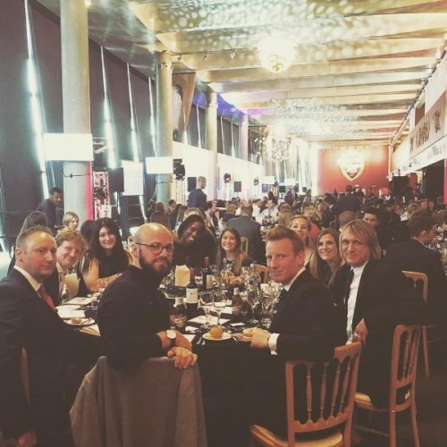 London Venue Awards - we were shortlisted for The Pavilion at the Tower of London and Artillery Garden at the HAC