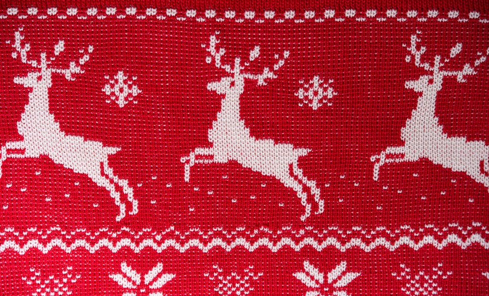 ugly sweater pattern