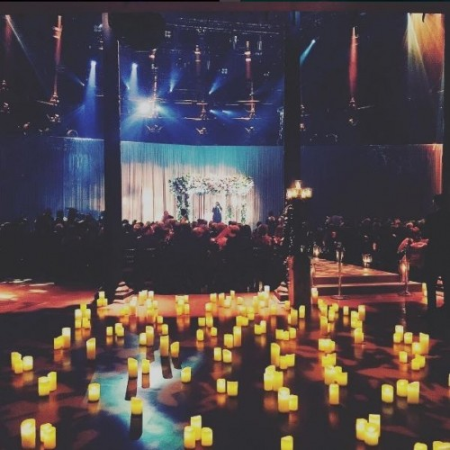 Flashback two months ago today to this stunning event at the Roundhouse
