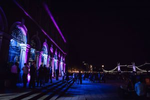 summer parties at Old Billingsgate