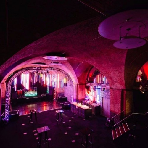 The Vaults at Old Billingsgate is ready for any party