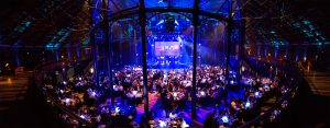 Gala Dinners at the Roundhouse London