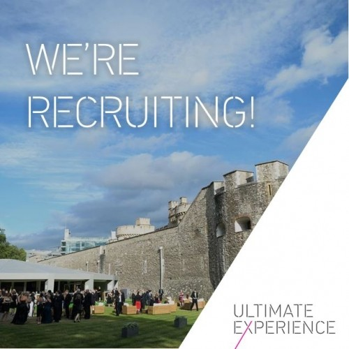 We're looking for two site managers at our landmark venues in London for the summer season. Find out more on our Facebook and LinkedIn pages.