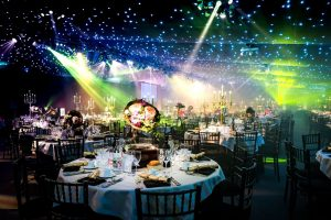 Charity event venues across London