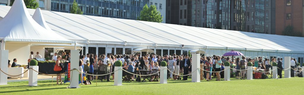summer party venue in London