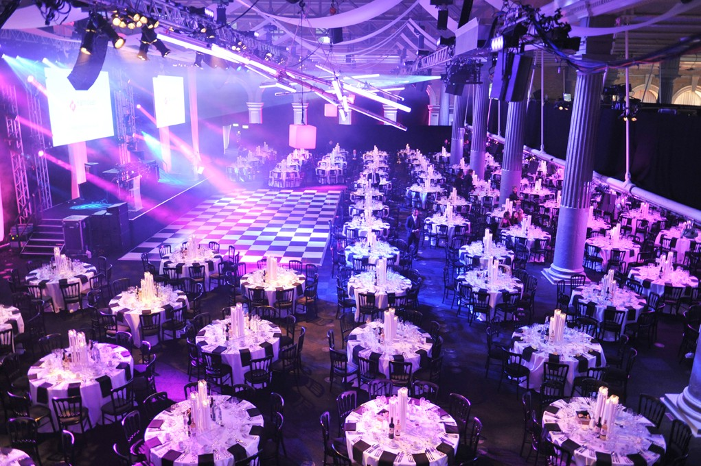 great corporate events