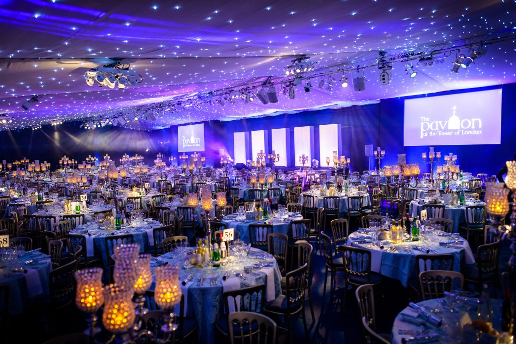 Large Venues for Awards Ceremonies
