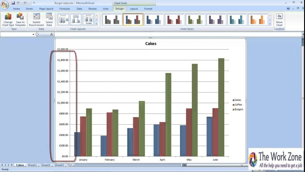 Work zone _ gantt chart software